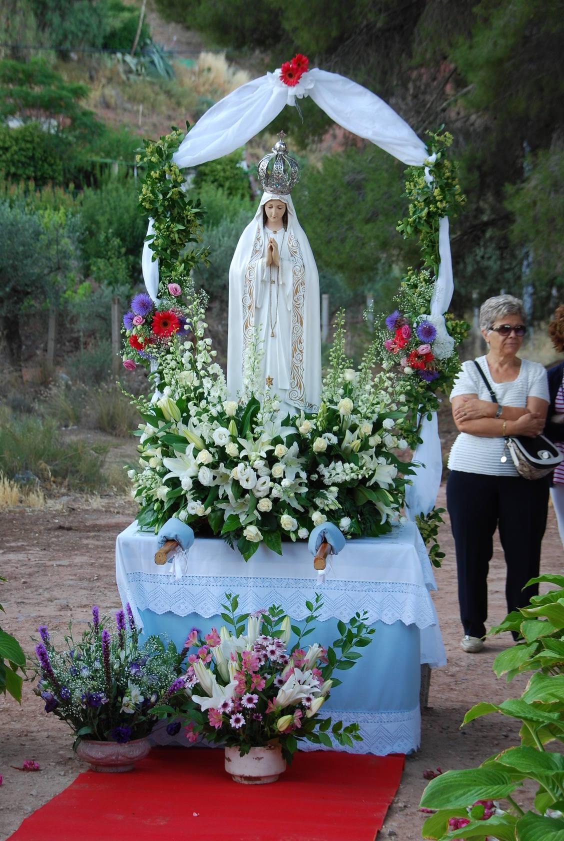 Romería de la Virgen de Fátima en Pinoso