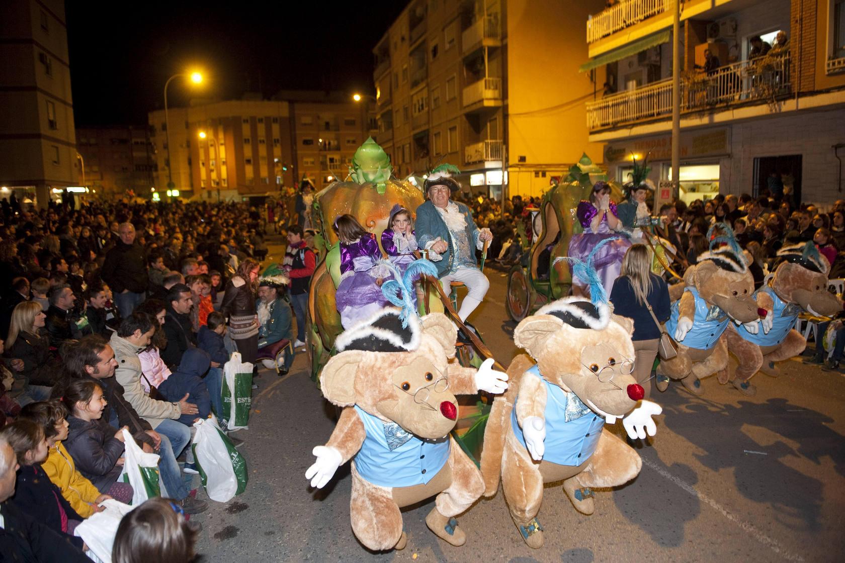 Desfile del Entierro de la Sardina 2013