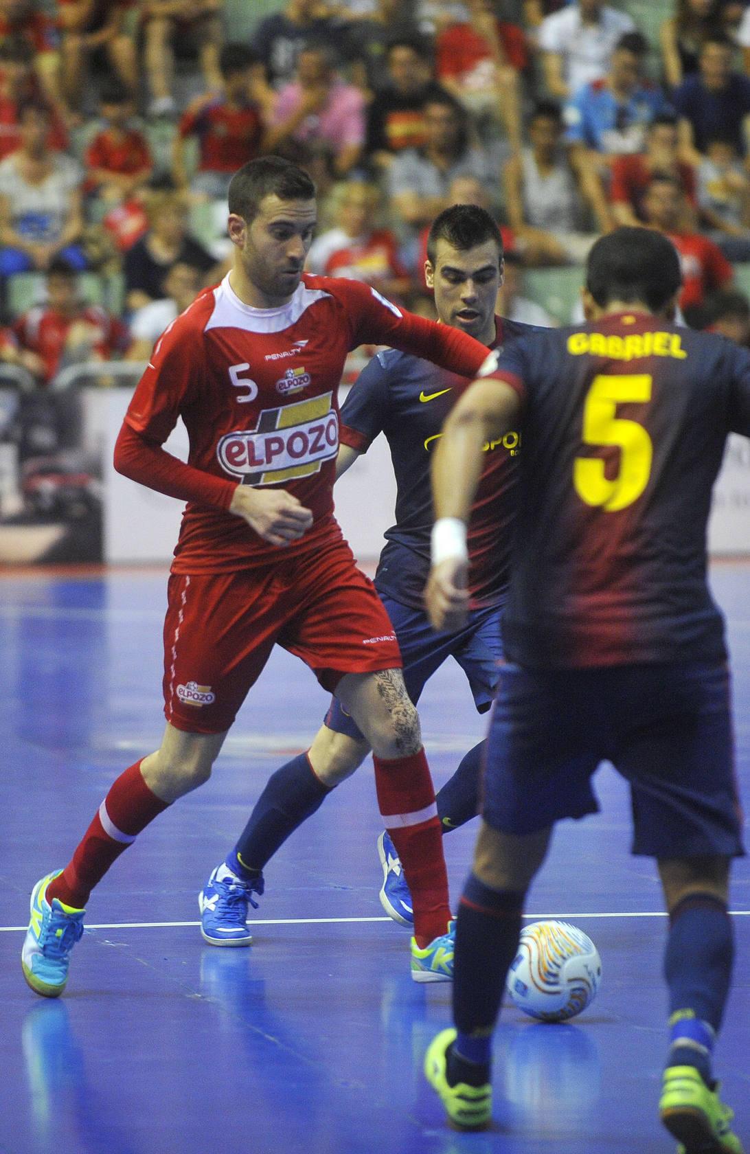 ElPozo - FC Barcelona (3-6)