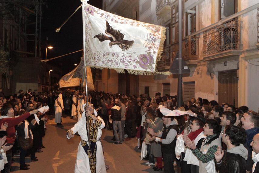 El 39 anuncio 39 del paso blanco llena las calles de lorca - Lorca murcia fotos ...