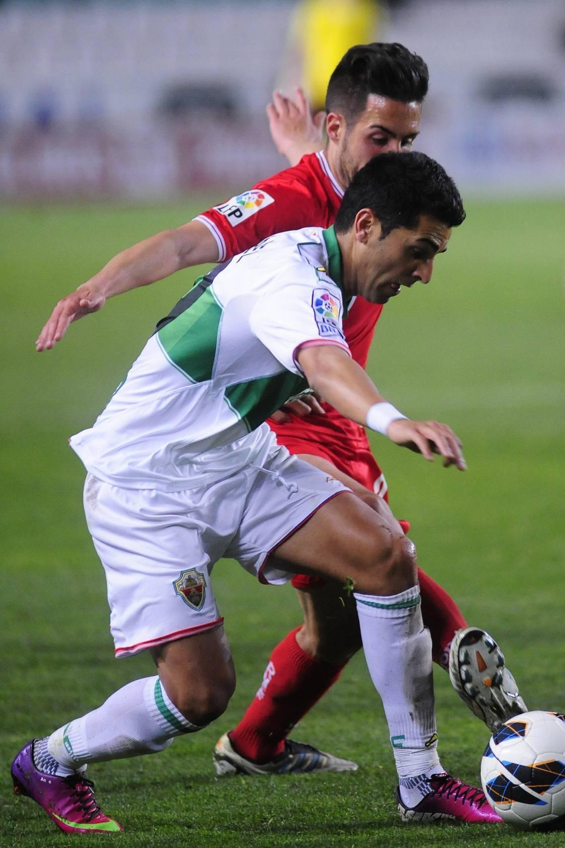 Elche - Real Murcia (1-0)