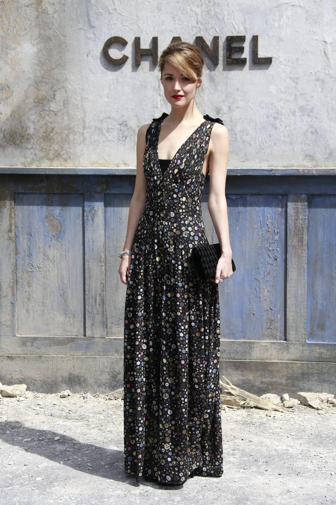 Chanel deslumbra en París