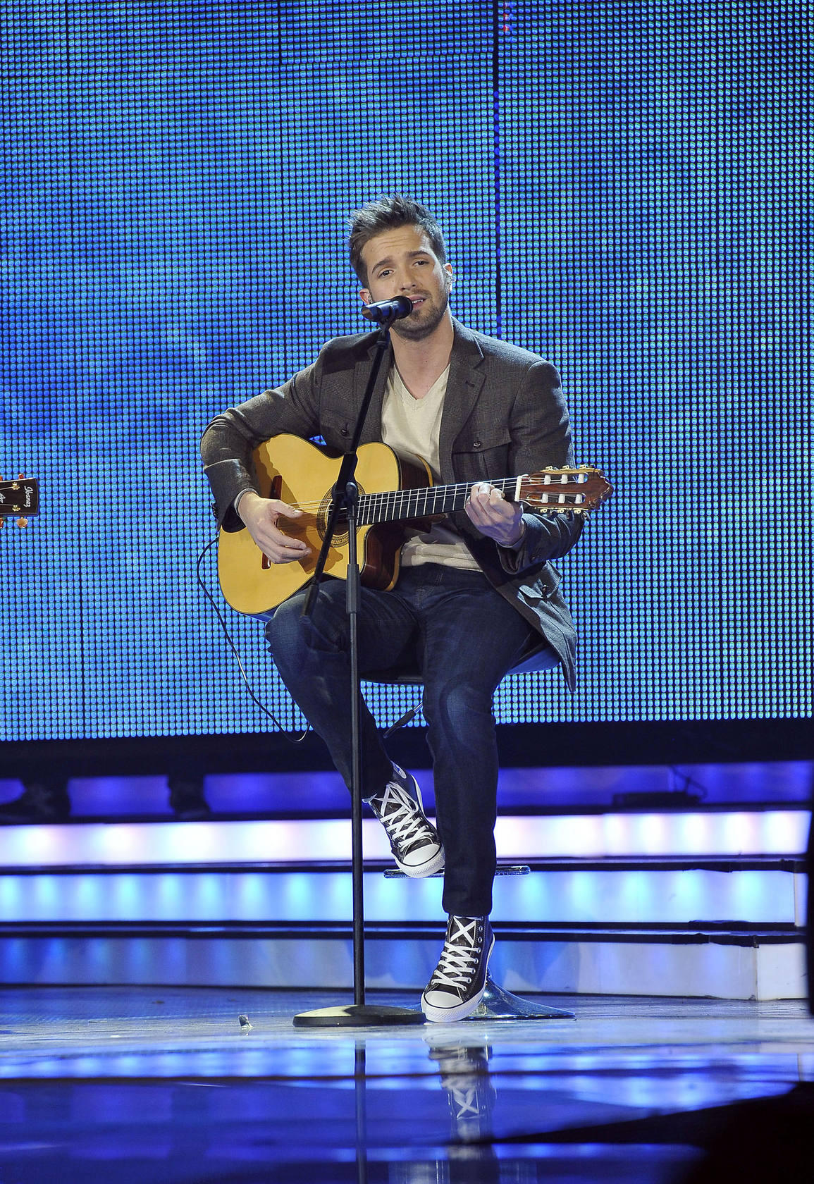 Rafa Blas, ganador de 'La Voz'