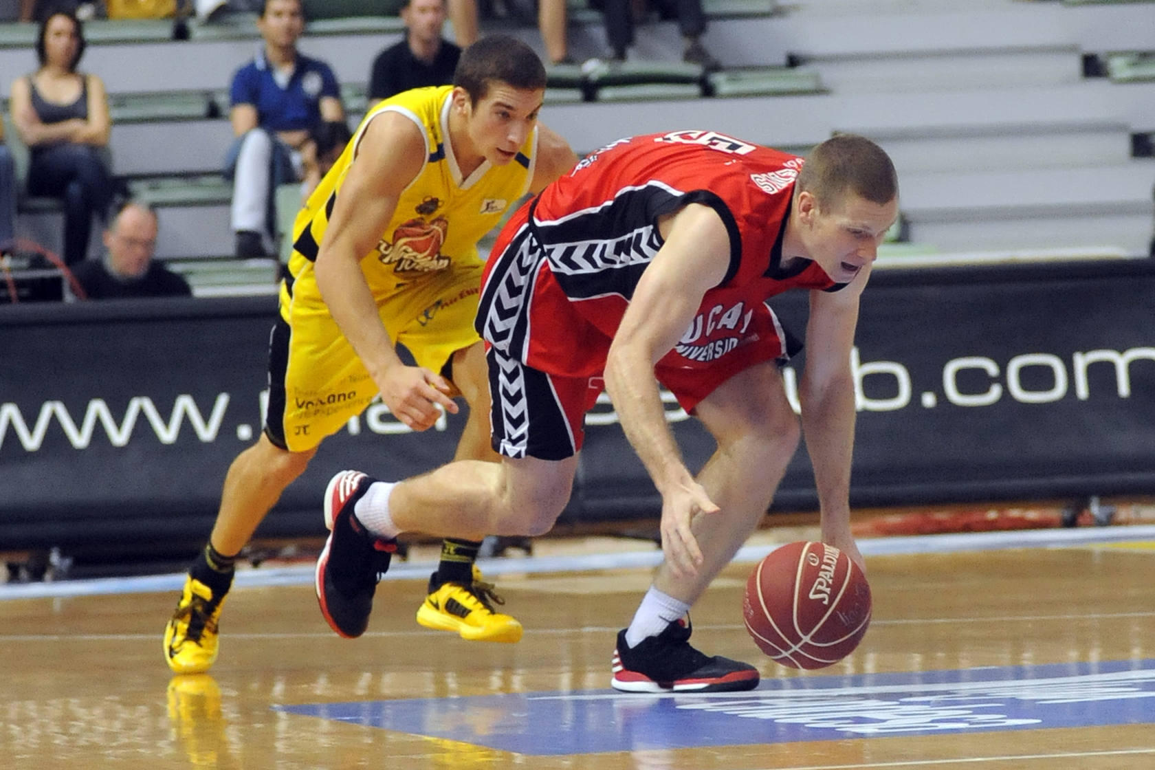 UCAM CB Murcia - CB Canarias (111-108)