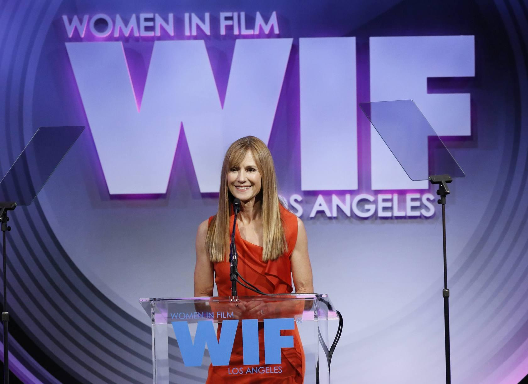 Premios 'Women in Film Crystal and Lucy'