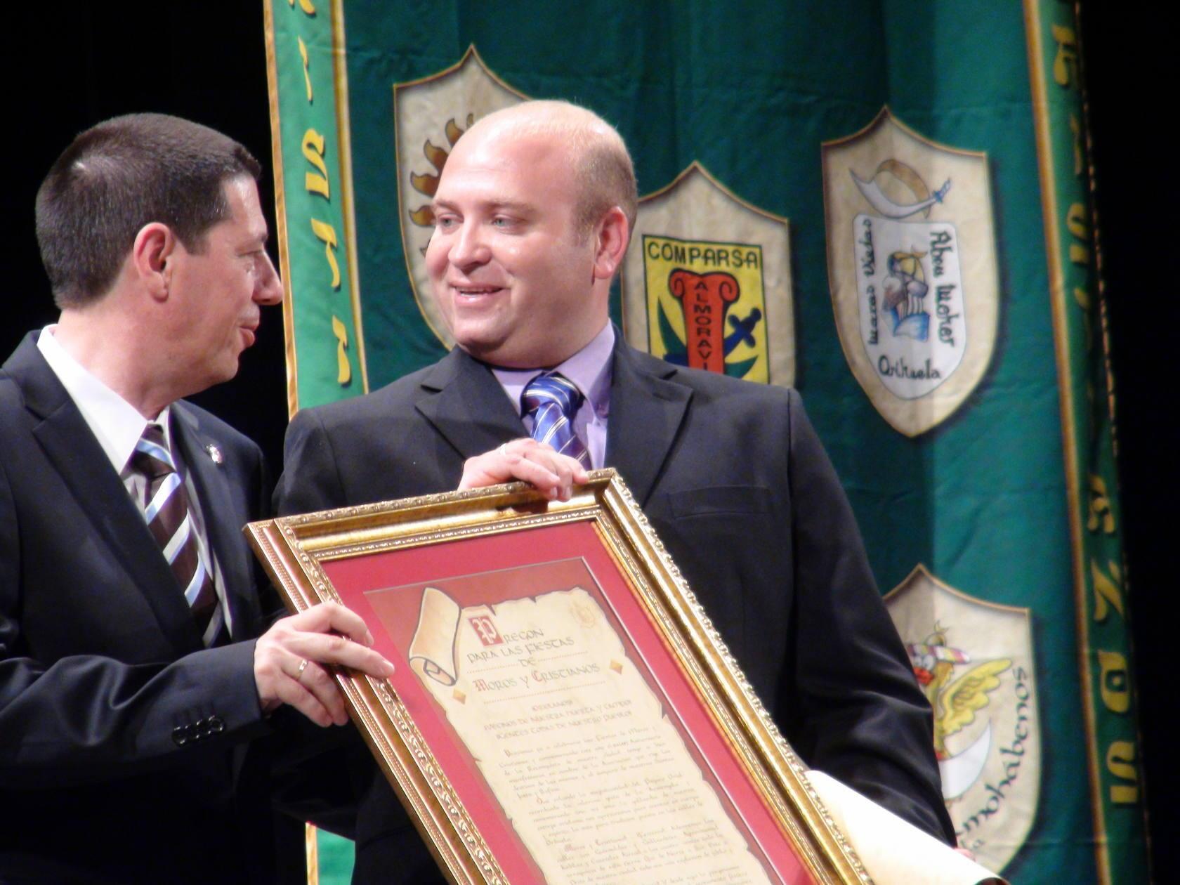 Acto de proclamación de la Armengola 2013