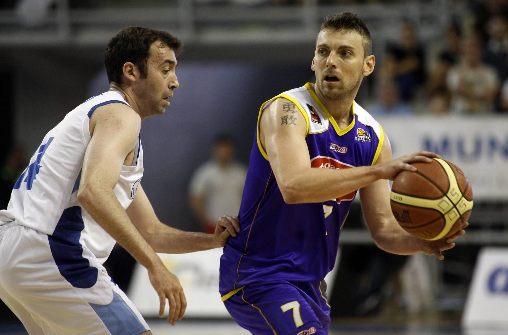 'Play off' de ascenso a la ACB entre el Lucentum y el Palencia