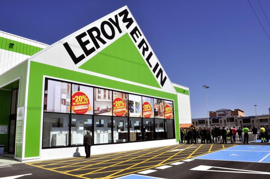 Inauguraci n del centro leroy merlin en elche laverdad for Telefono leroy merlin salamanca