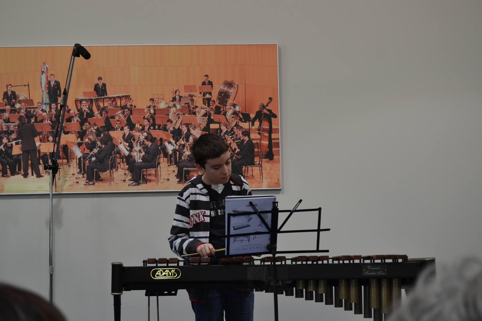 Música sin limitaciones en Yecla