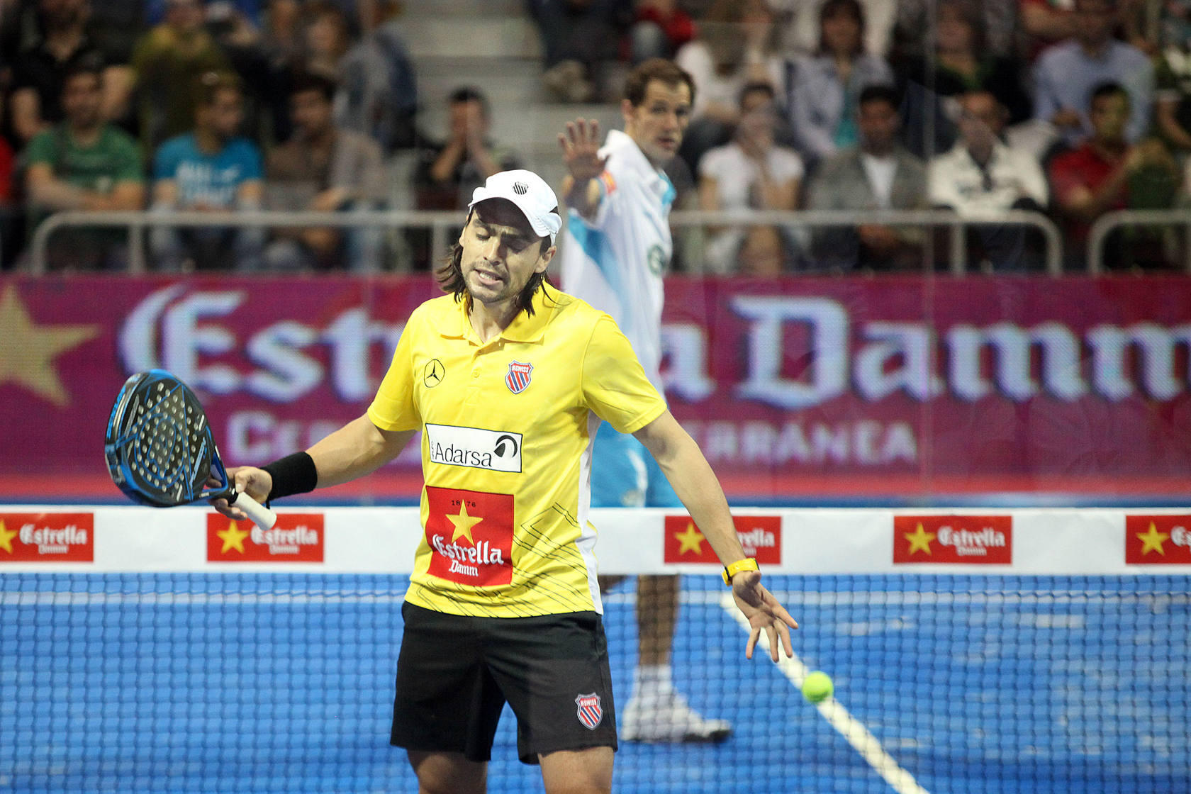 Final del Open Internacional de Murcia del World Padel Tour