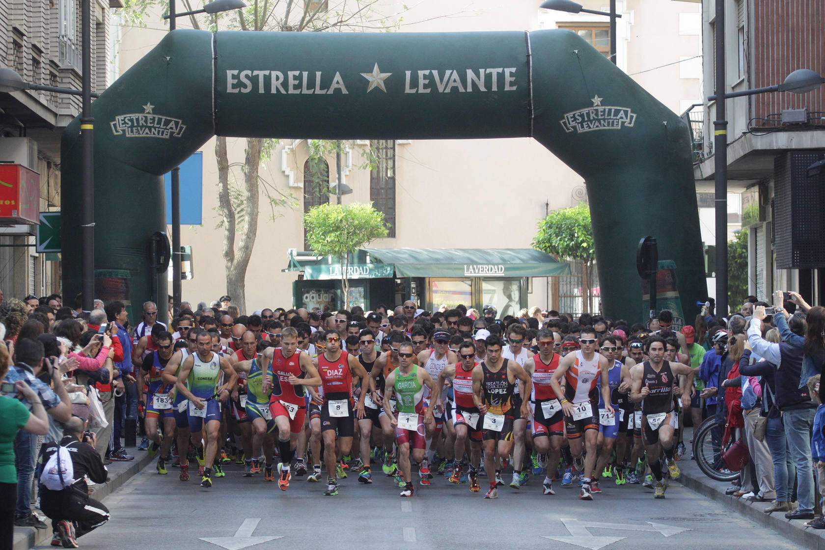 II edici&oacute;n del Duatl&oacute;n Ciudad de Murcia