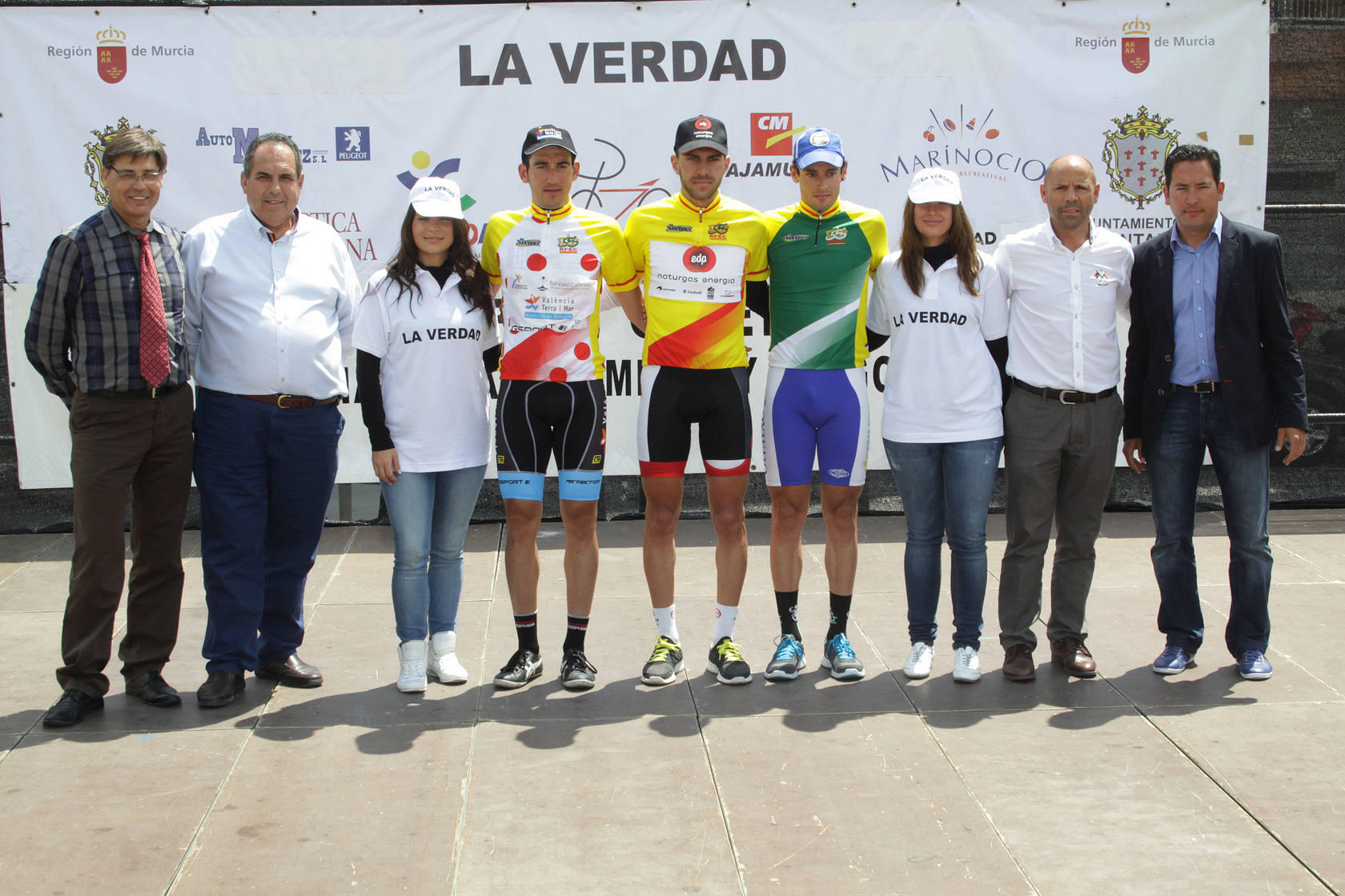 La fiesta del ciclismo toma Alcantarilla
