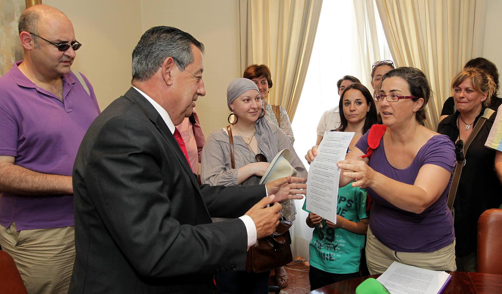 La Plataforma Feminista pide el indulto de la mujer de Benejúzar
