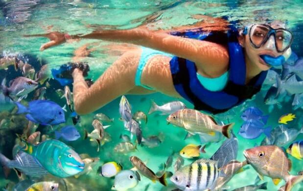 Mazarrón: Travesía kayak + snorkel