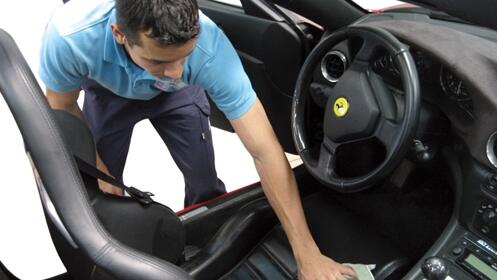 Limpieza detallada de tapicer as de coche por oferta con descuento 40 ofertas en - Tapiceros de coches en murcia ...