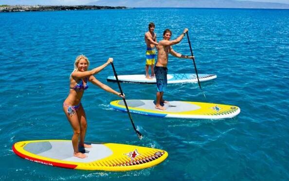 Paddel Surf: Iniciación, travesía Puerto de Mazarrón