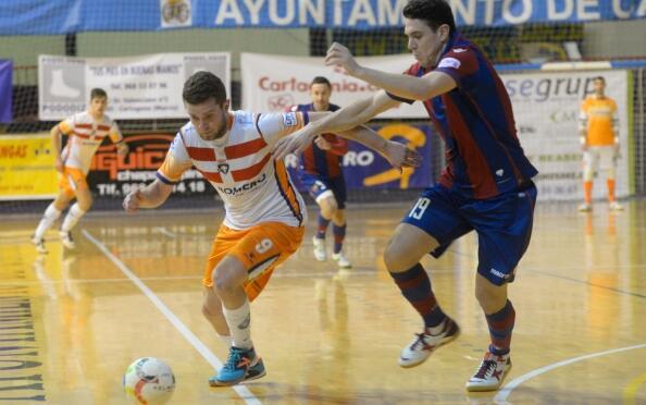 FS: P.Romero Cartagena vs Santiago Futsal