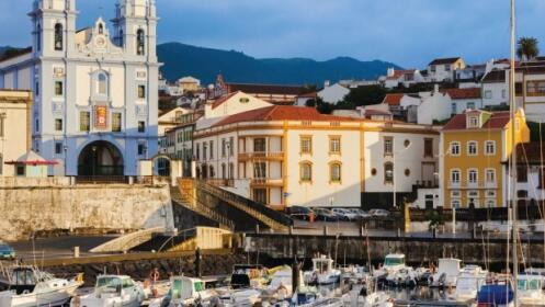 Azores: 7 noches en Hotel 3*+Vuelo+AD