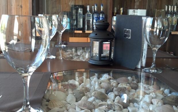 El Algar: Menú Premium para 2 Chardonnay