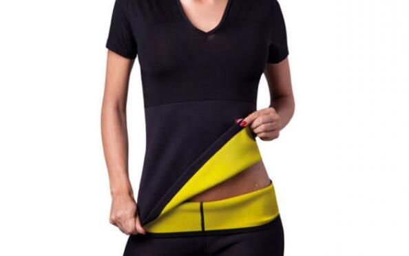 Camiseta Quemagrasa con efecto sauna