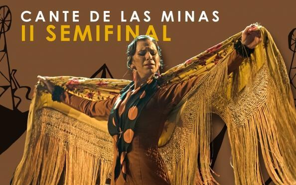 Cante de las Minas. Semifinales d�a 10