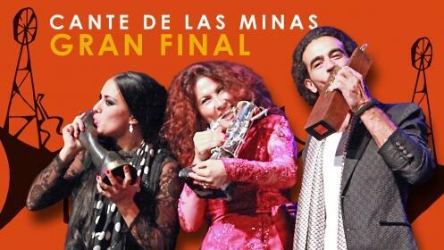 Gran Final del Festival Cante de las Minas.