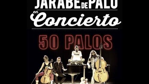 Jarabe de Palo: pack 2 entradas ( 2 sept )