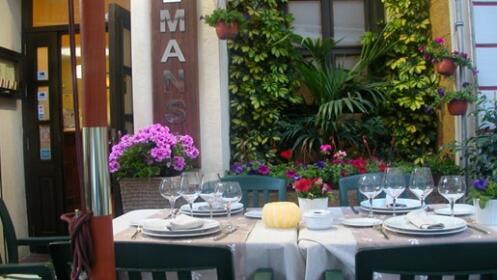 Disfruta la mejor comida Mediterránea en Dálmansa