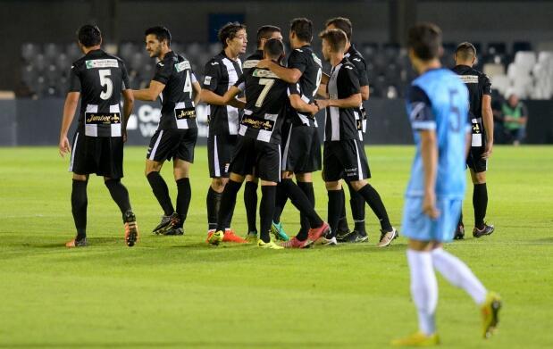 FC Cartagena vs  Cordoba CF