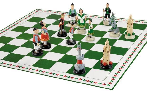 El ajedrez del Tío Pencho