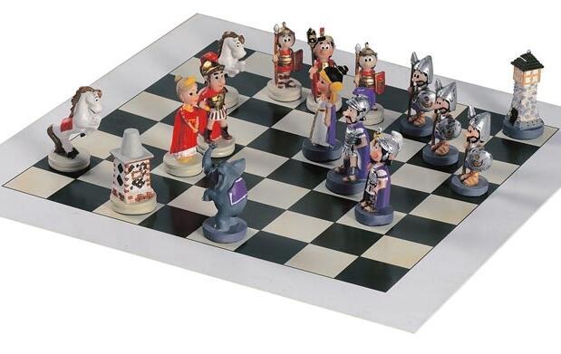Regala el ajedrez del Tío Pencho!