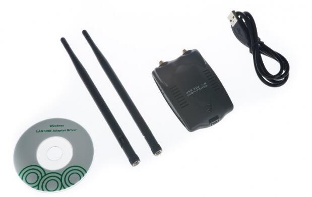 Módem amplificador 300M Wi-Fi con doble antena