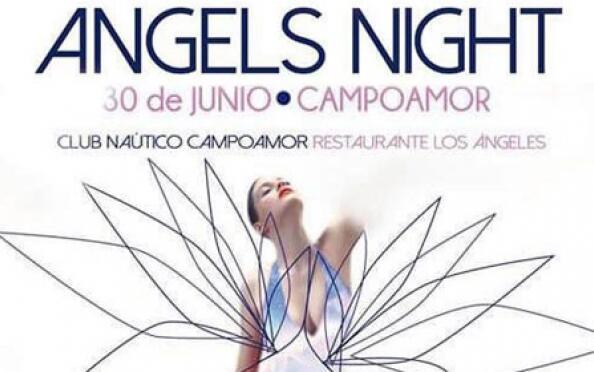 Desfile de moda, cena y fiesta en Campoamor