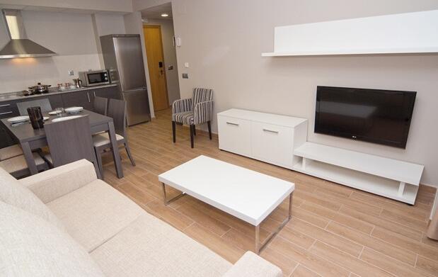 Aparthotel & Spa para 2 en Jaca