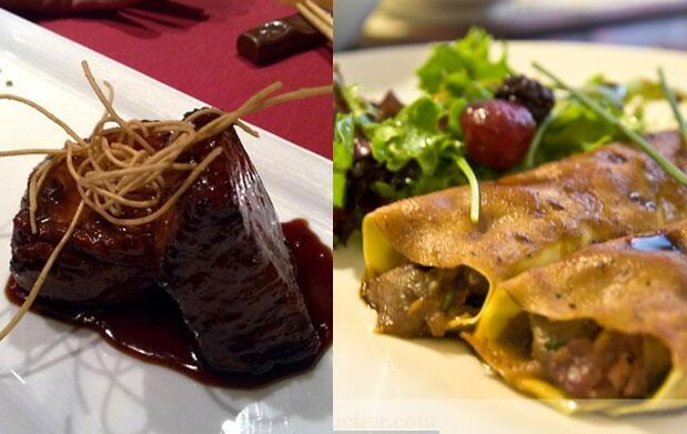Balneario, menú de lujo y mojito Archena