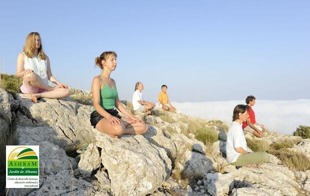 Relax y meditación en plena naturaleza