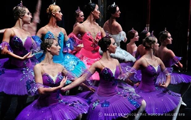 Descuento Ballet de Moscú, La Bella Durmiente