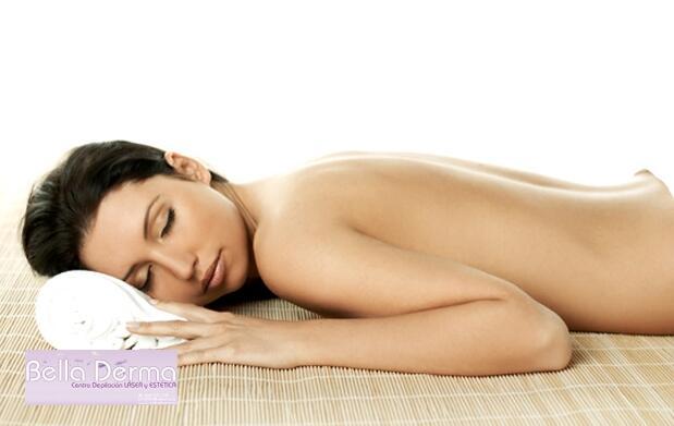 Masaje fisioterapéutico a elegir