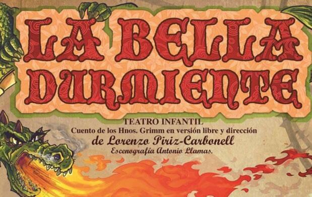 La Bella Durmiente: teatro infantil