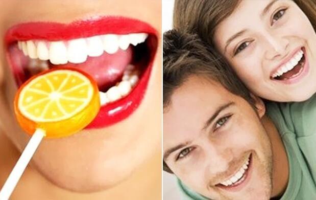 Blanqueamiento dental perfecto