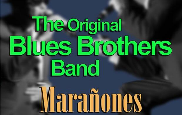 The Blues Brothers en Murcia, 4 sep.