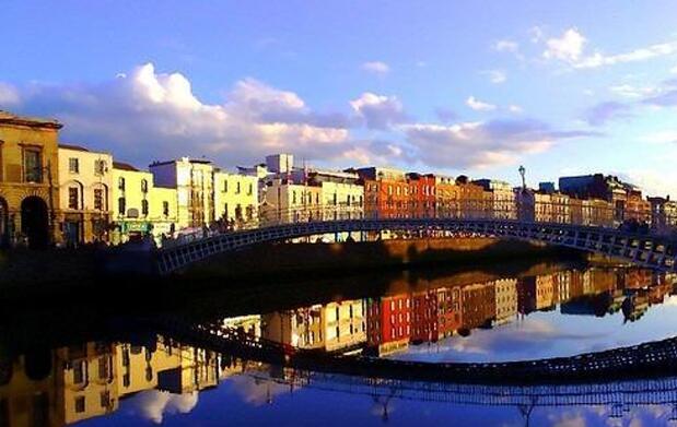 Curso de inglés en Dublín con alojamiento