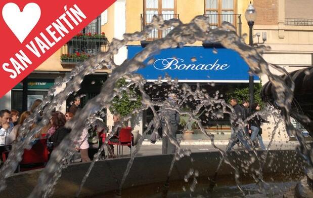 Un capricho de Bonache por San Valentín