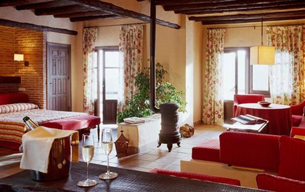 2 noches hotel 4* para 2 La Alpujarra