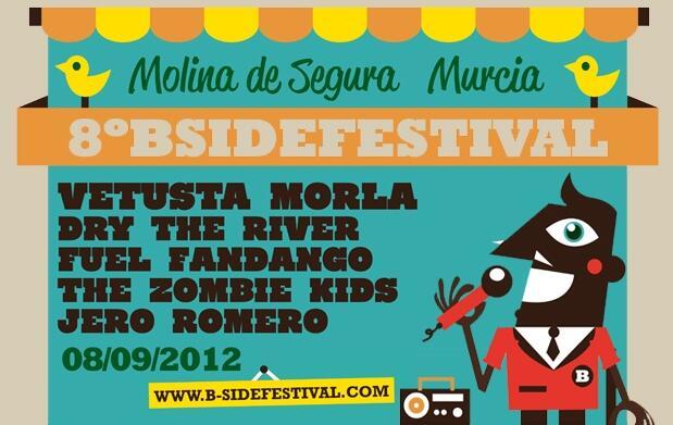 Últimas entradas para el festival B-Side