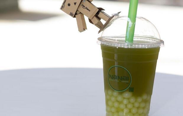 Bubble Tea la bebida de moda + Muffin