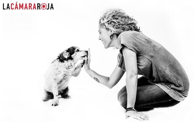 Sesión de fotos con mascota
