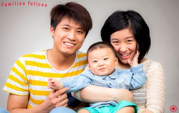 Sesión de fotos 'Familias Felices'