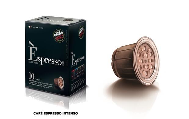 120 cápsulas café compatibles Nespresso