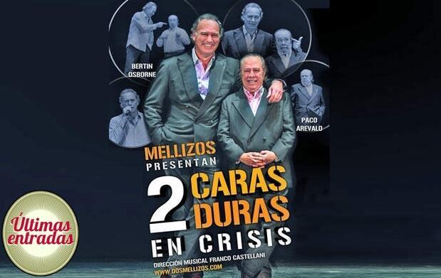 Mellizos: 2 caras duras en crisis
